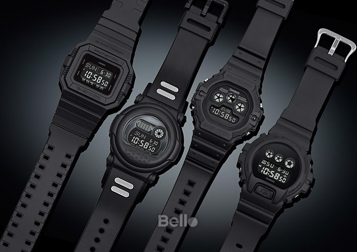 Casio G-Shock G-001BB-1