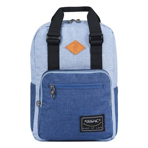 Balo laptop SimpleCarry Issac4 Blue/Navy