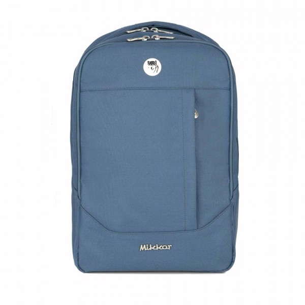 Balo laptop nam Mikkor The Arthur (Navy)