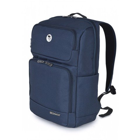 Balo laptop nam Mikkor The Ives Backpack (Navy)