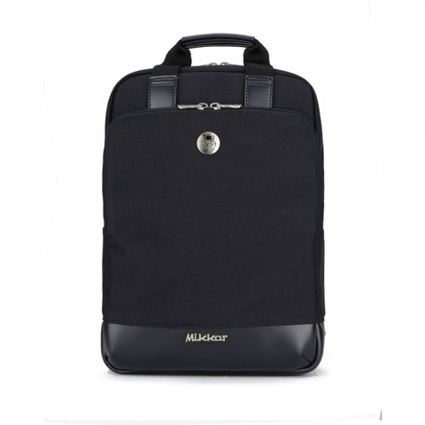 Balo laptop Mikkor THE WILLIS (Black)