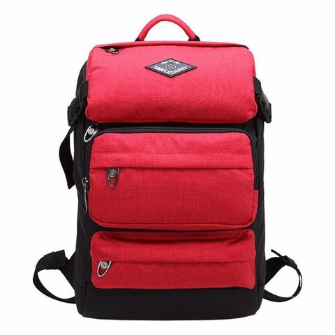 Balo SimpleCarry M3 (Red/Black)