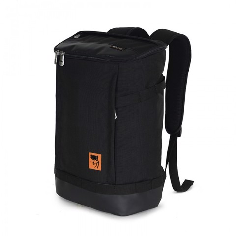 Balo laptop Mikkor The Irvin Backpack Black