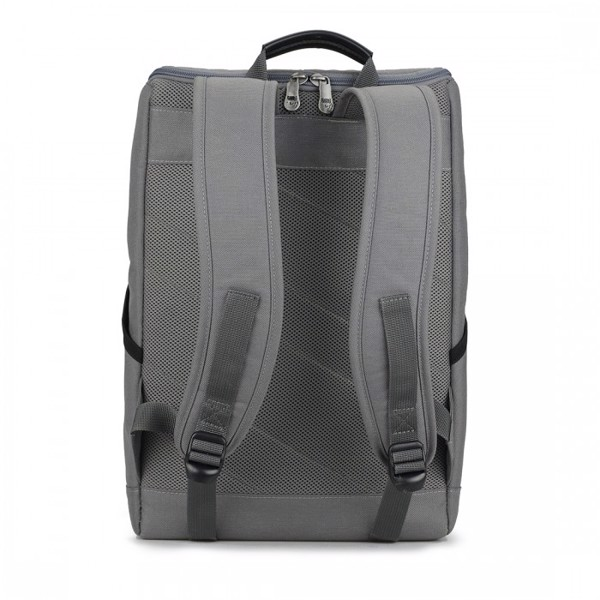 Balo laptop The Lewis Backpack (Light Grey)