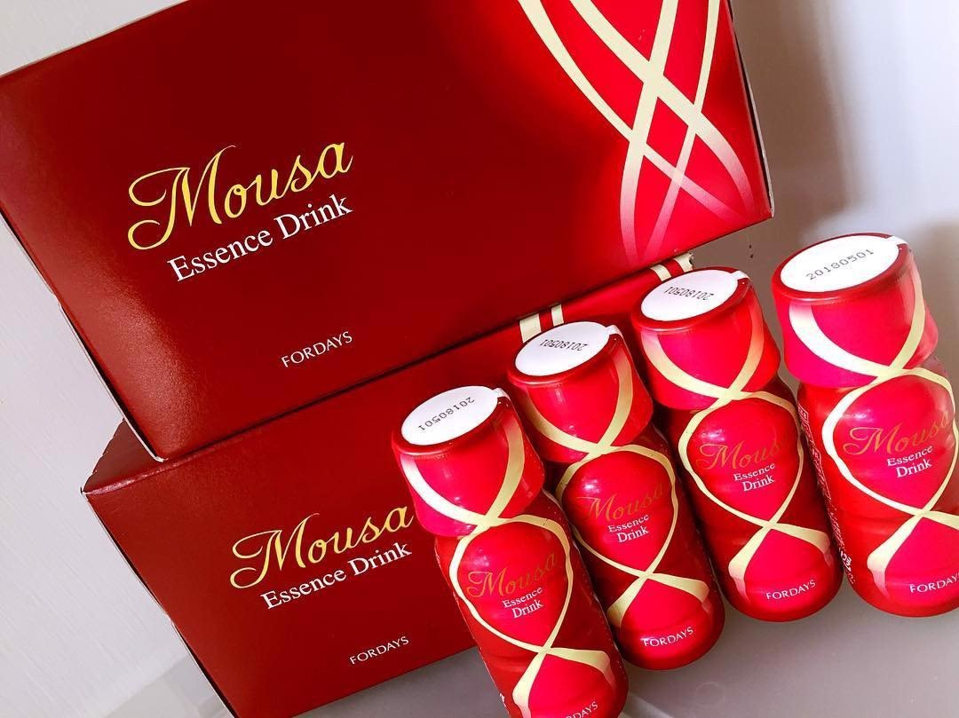 Mousa Essence Drink