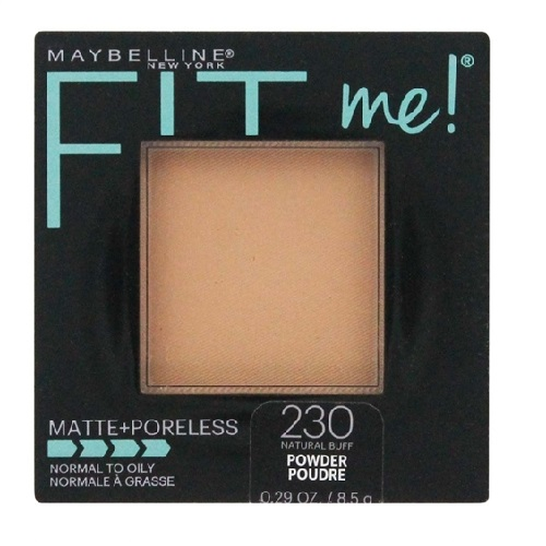 Phấn Maybelline Fit Me Matte+Poreless #230 Natural Buff