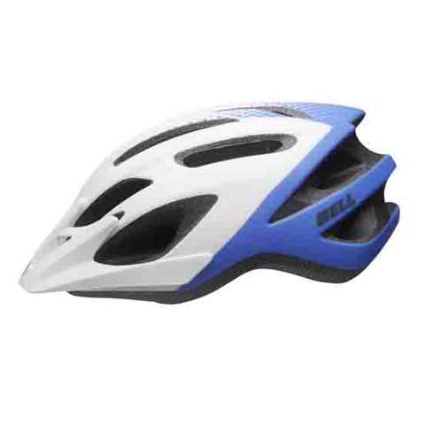 NÓN BELL CREST JR WHITE/BLUE