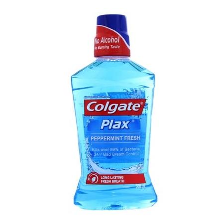 NƯỚC SÚC MIỆNG COLGATE PLAX 500ml