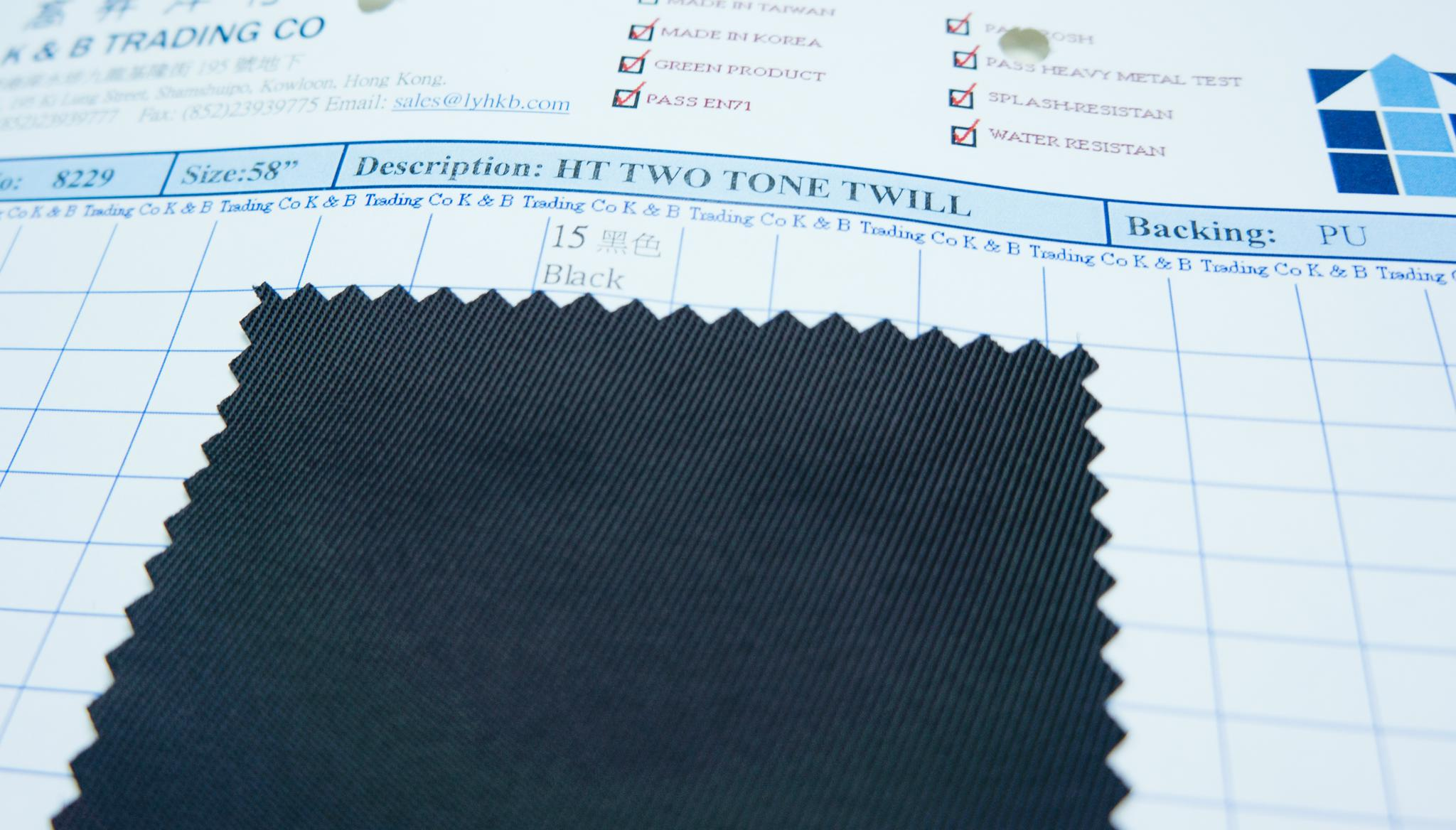 8229 ht two tone twill