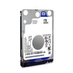 Western 1TB 5400RPM Blue 8MB For Laptop