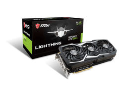 VGA MSI GTX 1080Ti Lightning 11GB