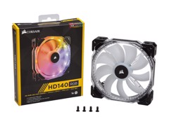 Fan Corsair HD140 RGB Led - Bộ 1 cái