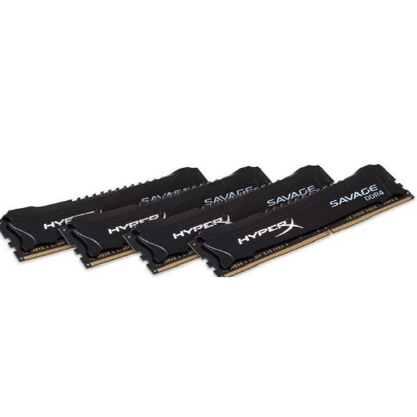 Ram Hyperx Savage 8x18GB 128GB Bus 2666 Black