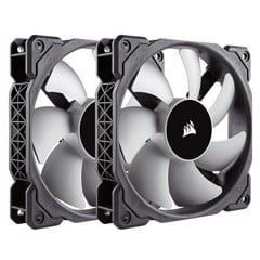 Fan Corsair ML120 Magentic Dual Pack no led hộp 2 fan