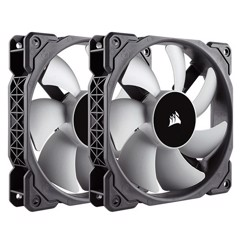 Fan Corsair ML140 Magentic Dual Pack no led hộp 2 fan