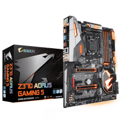 Aorus Z370 Gaming 5 Socket 1151 V2