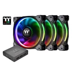 Fan Ttpremium Riing Plus 12 RGB Radiator 3 Fan Pack