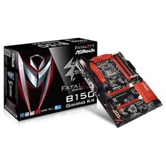 Mainboard Asrock B150 Gaming K4 - Socket 1151
