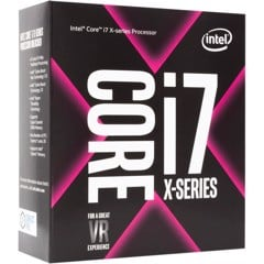 CPU Intel Core i7 7800X
