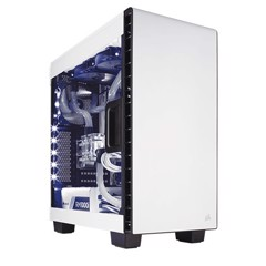 Case Corsair 400C White