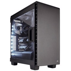 Case Corsair 400C Black