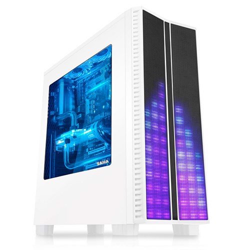 CASE SAMA JAV LED WHITE