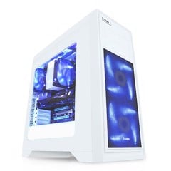 CASE SAMA TITAN WHITE - Ultimate PC Case