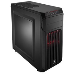 Case Corsair SPEC 01 Led Red