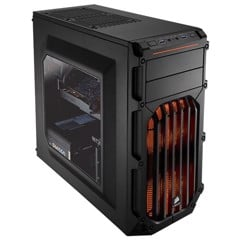 Case Corsair SPEC 03 Led Red