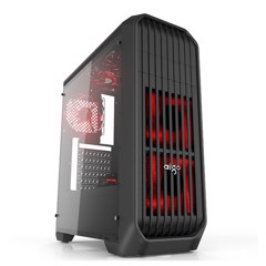 Case Aigo Starship Black