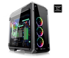 Case Thermaltake View 71 Tempered Glass RGB Edition