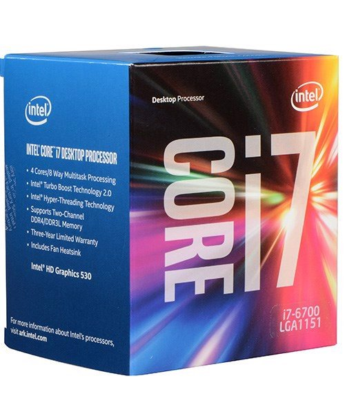 CPU Intel Core i7 6700 Socket 1151 Skylake