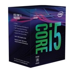 CPU Intel Core i5 8400