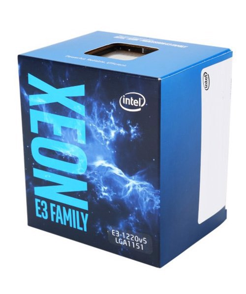 CPU Intel Xeon E3-1220 V5 Socket 1151 Skylake