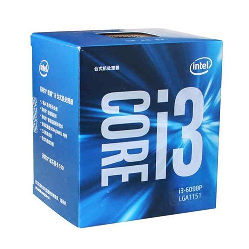 CPU Intel Core i3 6098P Socket 1151 Skylake