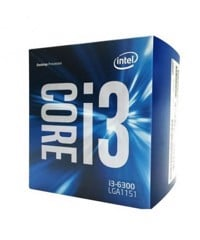 CPU Intel Core i3 6300 Socket 1151 Skylake