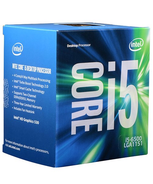 CPU Intel Core i5 6500 Socket 1151 Skylake