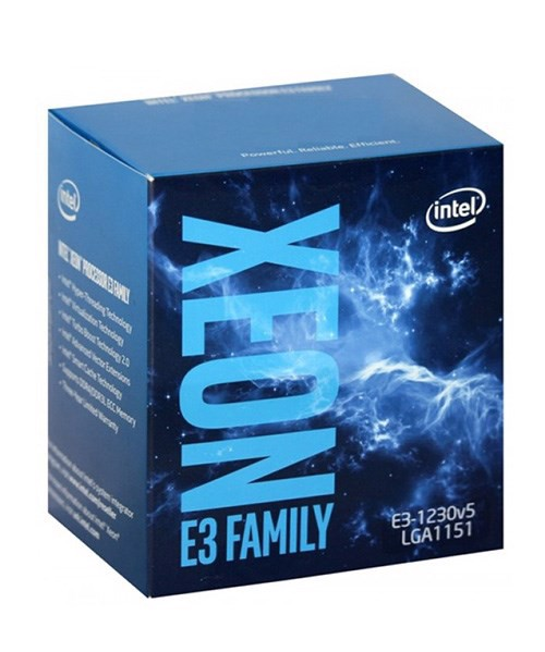 CPU Intel Xeon E3-1230 V5 Socket 1151 Skylake
