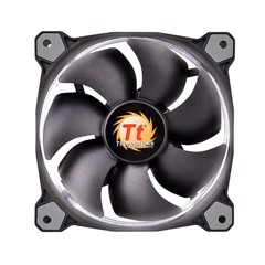 Fan Thermaltake Riing 12 Led White