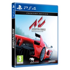 Game Assetto Corsa for PS 4