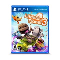 Game LittleBigPlanet™3 for PS 4