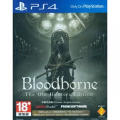Game Bloodborne The  Old Hunters Edition for PS 4