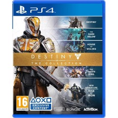 Game Destiny Collection for PS 4