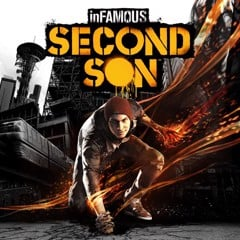 Game inFAMOUS Second Son for PS 4