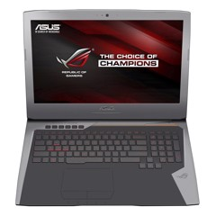 Laptop Asus ROG G752VS-BA263