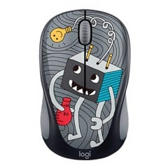 Chuột Logitech M238 Doodle Collection