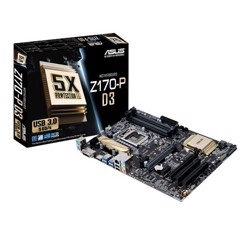 Mainboard Asus Z170-P D3