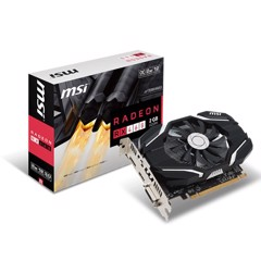 VGA MSI RX460 2G OC Mini