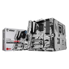 Mainboard MSI Z170A Mpower Gaming Titanium - Socket 1151