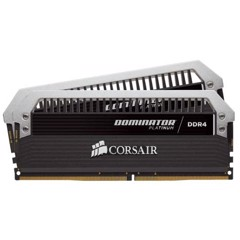 Ram Corsair Dominator DDR4 2 x 8GB 16G bus 3200 C14